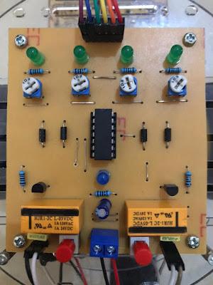 tutorial cara membuat robot line follower analog