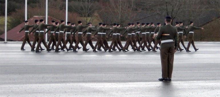 drill manual british army