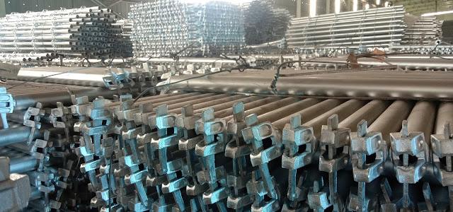 Pabrik Pipa Scaffolding Galvanis