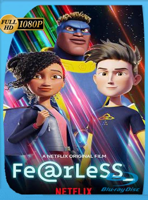 Nivel intrépido (Fearless) (2020) HD [1080p] Latino [GoogleDrive] SilvestreHD