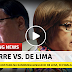 Mga paratang na kasinungalingan ni De Lima, di pinalagpas ni DOJ Aguirre