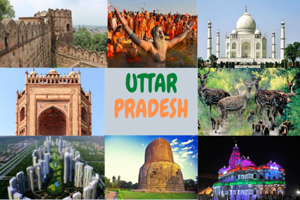 """Top Places to visit in Uttar Pradesh and have truly """"Amazing Heritage Grand Experiences"""""""