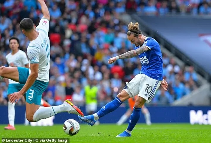 Arsenal's bid to sign £60m-rated star James Maddison is 'OVER'