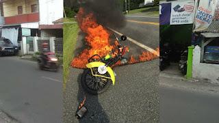 Cara mudah merawat sepeda motor agar bertahan secara lama mesinnya