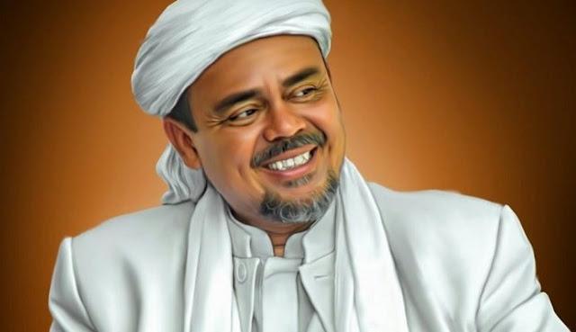Damai Hari Lubis: Habib Rizieq Tokoh yang Menjunjung Tinggi Demokrasi