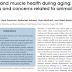Saúde proteica e muscular durante o envelhecimento: benefícios e preocupações relacionados à proteína de origem animal
