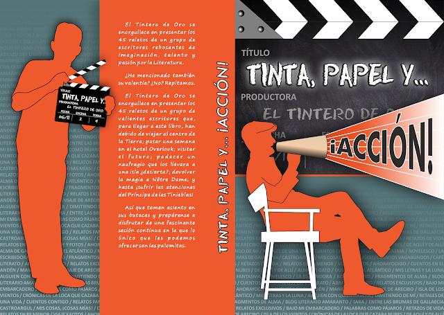 Cubiertas de Tinta, papel y... ¡acción!