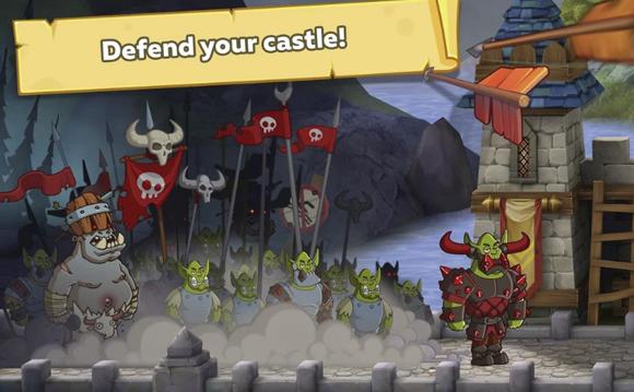 Hustle Castle Fantasy Kingdom Mod Apk
