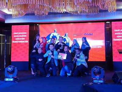 Edufluencer : Harapan Baharu Pendidikan Malaysia. Perjumpaan 100 Guru Hebat PAK21!
