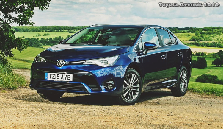 2019 Toyota Avensis Models Redesign and Price
