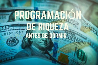 programar la mente para la riqueza