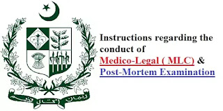 Guidelines of Surgeon Medico-legal Punjab, Pakistan 2021