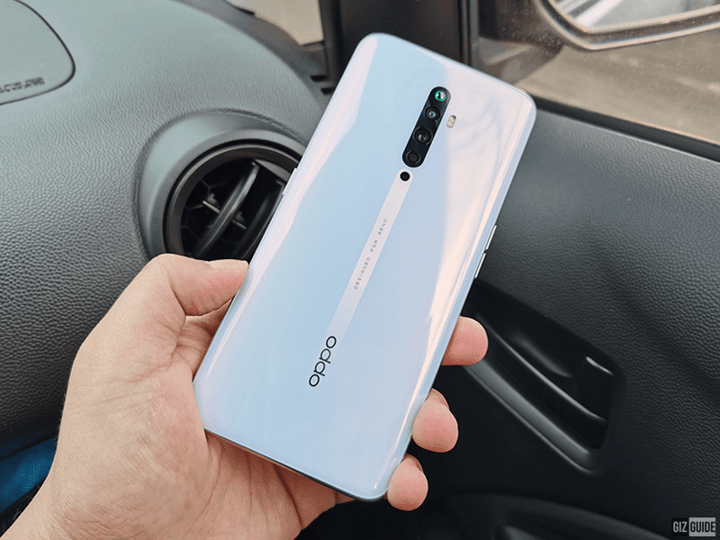OPPO Reno2 F with AMOLED screen, 48MP quad-cam to launch in the Philippines as well