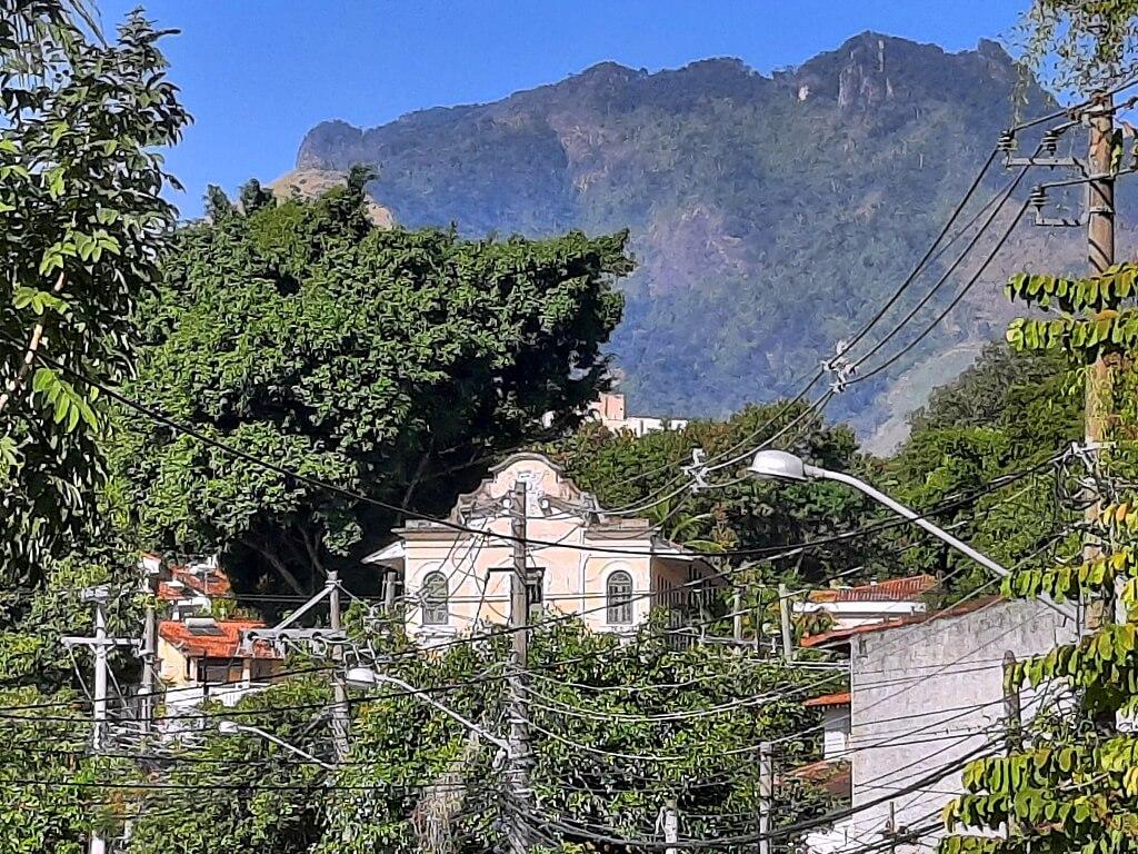 Treino da Freguesia em Jacarepaguá