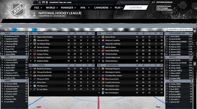 Franchise Hockey Manager 6 — is a mixture of a sports simulator and hockey strategy, where you will make your story, participate with your team in various competitions and tournaments, and do much, much more.