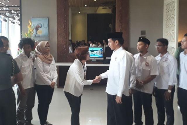 Jokowi: yang Bagi-bagi Lahan Bukan Saya