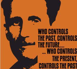 Orwells 1984 The Mandela Effect The World According To Andoryu