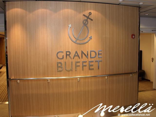 Grande Buffet Silja Serenade