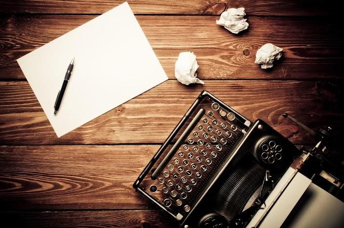 13 de Outubro – Dia Mundial do Escritor