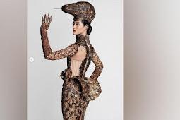 Ayu Maulida Percaya Diri Melenggang di Sesi Baju Renang Miss Universe 2020