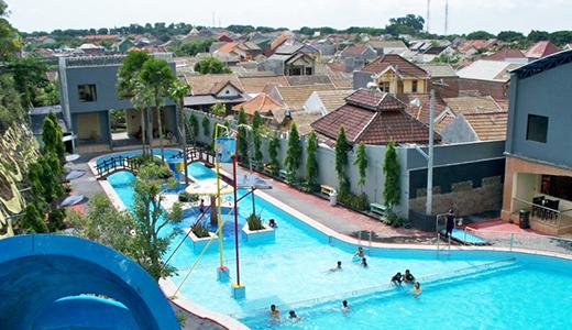 Bukit Awan Waterpark, Gresik