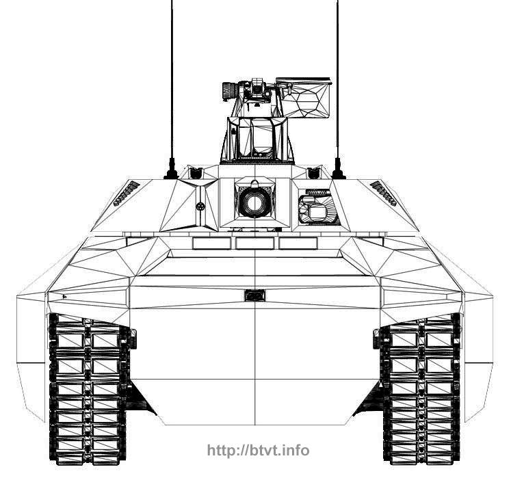 В Германии разработали боевую платформу в ответ «Армате»