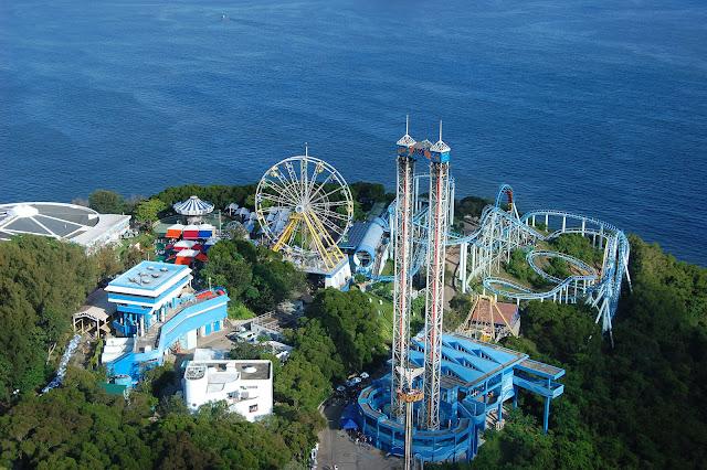 Tips Membeli Tiket Ocean Park Hongkong