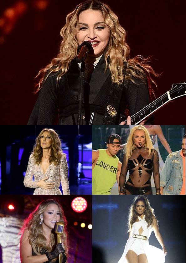 """Madonna: """"Prefiero morir que trabajar en Las Vegas"""""""
