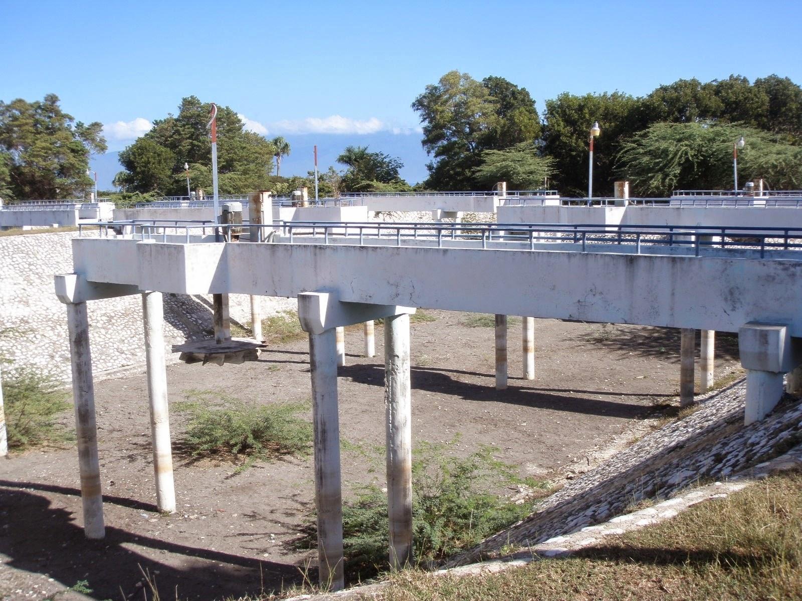 Resultado de imagen para planta de tratamiento aguas residuales barahona