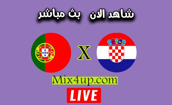 نتيجة مباراة البرتغال وكرواتيا اليوم بتاريخ 05-09-2020 في دوري الأمم الأوروبية