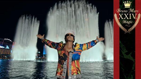 Lirik Lagu 24K Magic Bruno Mars dan terjemahan