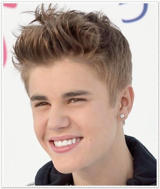 Justin Bieber Frisuren