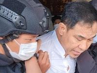 Former FPI Secretary Munarman Arrested by Densus 88