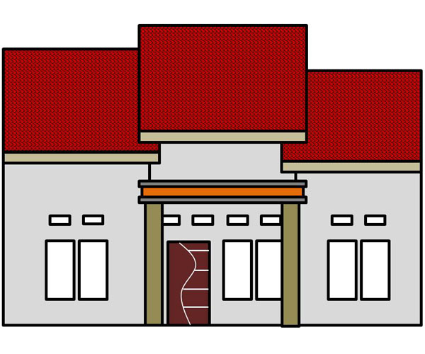 Menghitung Biaya untuk membangun rumah tipe 80