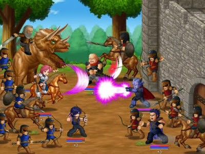 Download Game Hero Fighter X Mod Apk