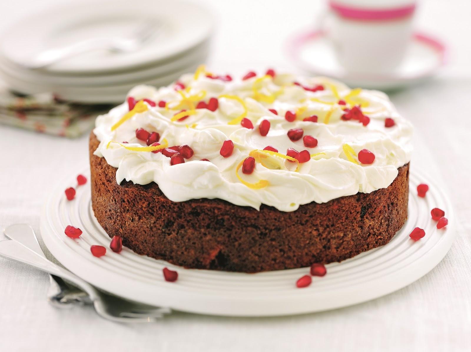 Passion Cake: Afternoon Tea Recipe