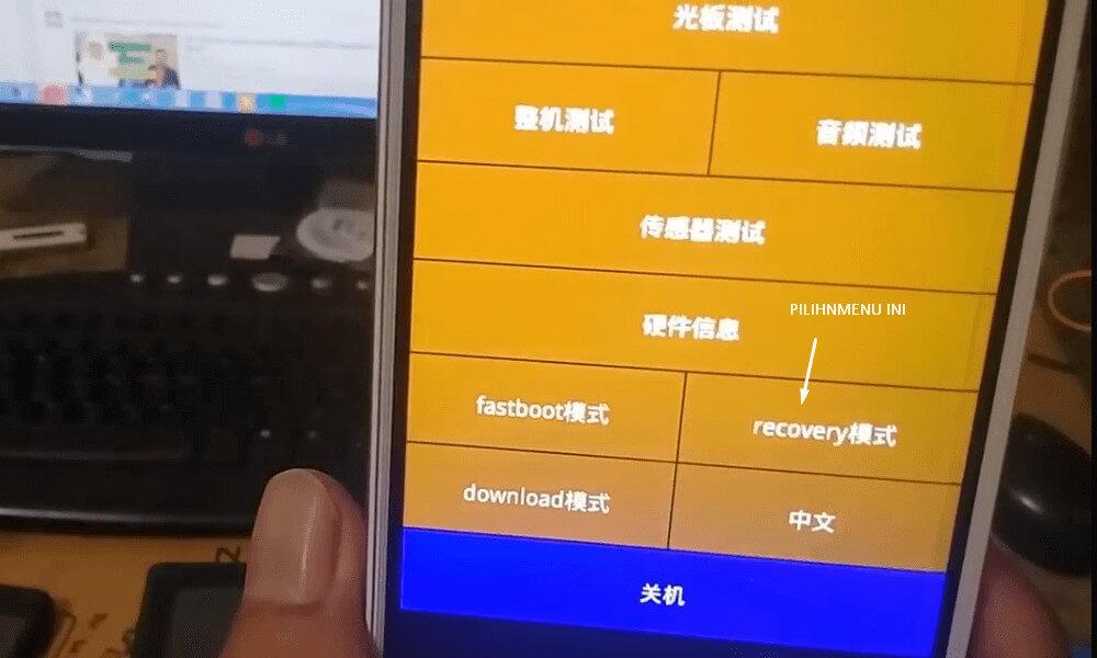 Cara buka kunci hp XIAOMI tanpa PC