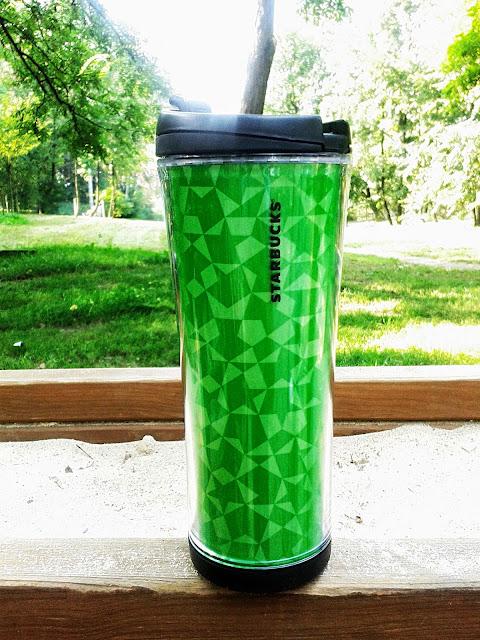 kubek termiczny z Starbucks