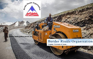 Border Roads Organisation Recruitment 2019-778 Driver-Electrician Posts
