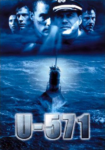 U-571 (2000) Dual Audio 720p BluRay 800mb Hollywood [Hindi-English]