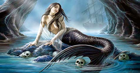 Mysterious Creature The Legend of Mermaid