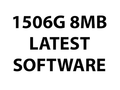 1506g 8MB New Software