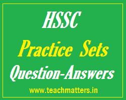 image : Haryana SSC GK practice Set-2 @ TeachMatters