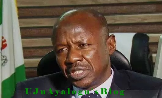 Magu suspended as EFCC chairman