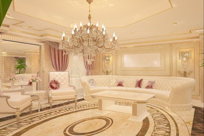 Amenajari interioare case clasice Braila - Design interior living clasic Braila