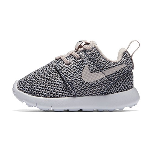 new products abfc0 f32d6 Nike Boys Roshe One (TD) Toddler Shoe Navy/Barely Rose-White 8C 2019