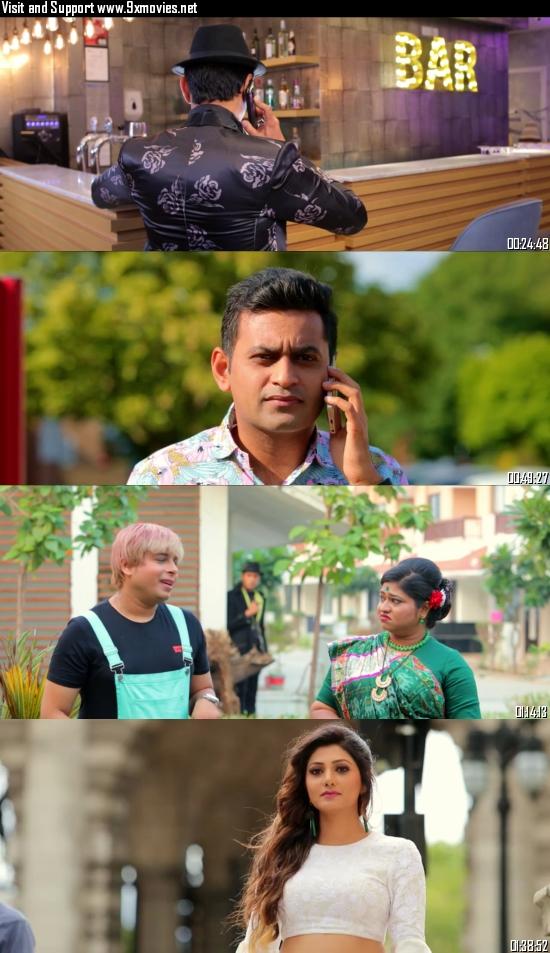 London Calling 2020 Gujarati 720p WEB-DL 950mb