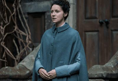 Claire se fabrica su propio traje para volver a Jamie