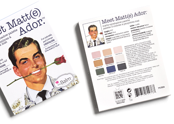 TheBalm Meet Matt(e) Ador Eyeshadow Palette Review