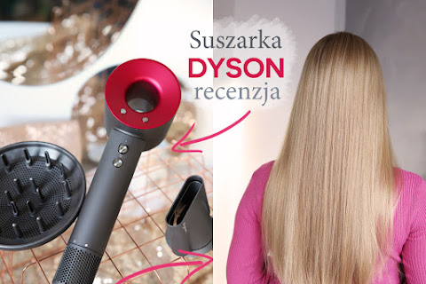 Dyson Supersonic - suszarka do włosów | recenzja - czytaj dalej »